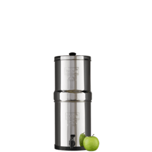 Big Berkey Water Filter (recommended for 2 to 4 people)