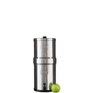 Travel Berkey Water Filter (recommended for 1 to 2 people)